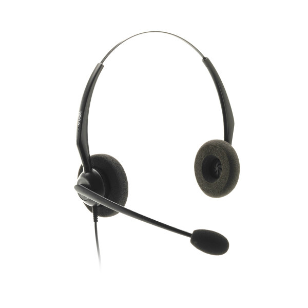 The Vega 100 Duo Entry Level Business Headset